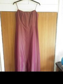 Dress suitable for Prom dress or Bridesmaid dress