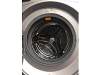 Hotpoint white good looking 9kg 1400spin washing machine cheap