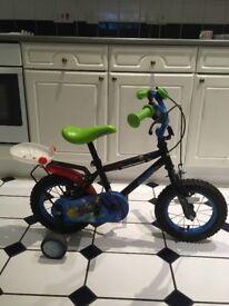 "Boys bike 14"" for sale"
