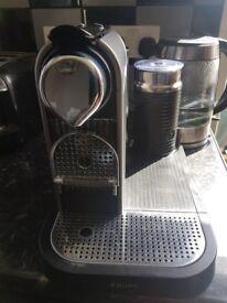 Nespresso CitiZ & Milk Frother