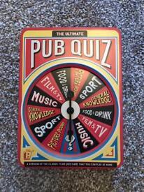 The Ultimate Pub Quiz in a Tin