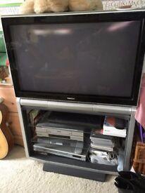 "Toshiba 36ZP38 36"" Flat Screen TV"