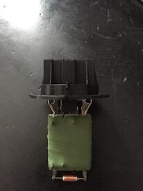 Peugeot Heater Resistor