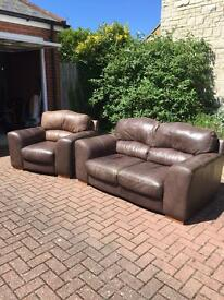 Leather sofas brown leather sofa suite
