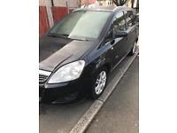 Vauxhall Zafira private 2008 for sale