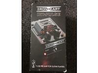 Laney iron hart t-USB pre amp for guitar players