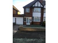 3 BEDROOM SEMI-ALL BRAND NEW INSIDE-AVAILABLE TO VIEW ASAP-PERFECT FOR A FAMILY-£950PCM
