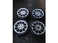 BMW 3 Series Mv2 17'inch Alloy Wheels