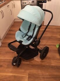 Quinny mood pram and travel system