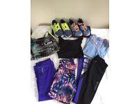 Reebok Activewear Bundle - great condition (sizes UK 6-8, shoe size UK 5)