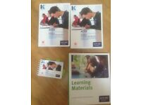 ACCA P1 textbooks from Kaplan for free