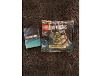 Lego Dimensions RARE collectors limited edition & cards