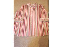 3 M&S blouses size 22
