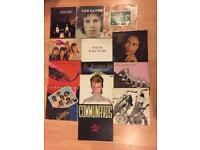 13x Classic legends LPs *original condition - found in Loft -