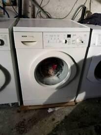 Bosch 1200 spin washing machine