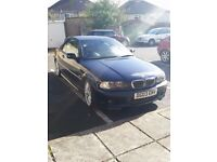 BMW 330CI CONVERTIBLE, MANUAL, 114K. Possible swap for 330d