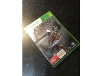 Xbox 360 Assassin's Creed iv black flag special edition game