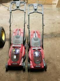 X3 mountfield lawnmowers