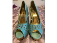 Jane Norman shoes size 6 was £50 new bargain