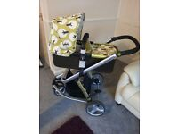 Cosatto giggle travel system vgc