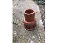 Chimney pot for Gas fire