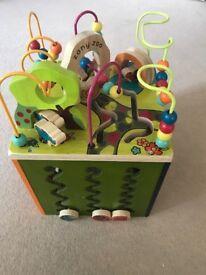Montessori toy block