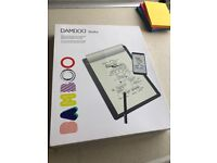 WACOM Bamboo Spark : Brand new never used Great gift set £55