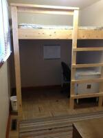 Room in All Inclusive House Shared with Students