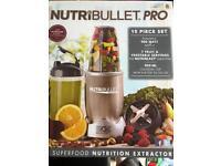 NutriBullet Pro 900 series 900w