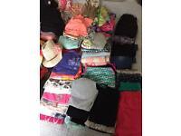 Girls clothes age 11-12 years bundle MASSIVE (full wardrobe!!) 55 items
