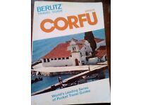 Corfu guide book.