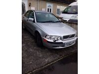 Volvo S40 1.8 petrol M.O.T. January 2019, YES January 2019, 85,500 lovely condition, bargain price