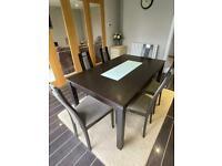Wayfair Ophelia Northampton Dining table and chair set