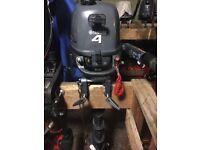 Yamaha 4 hp longshaft fourstroke outboard