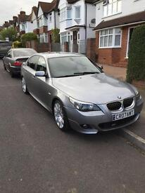 BMW 535d msport and spider alloys