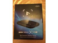 Elgato Game Capture HD60 excellent condition REDUCED FOR QUICK SALE £60