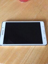 Samsung galaxy tab 4 sm t-230 white 8gb