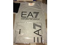 EA7 TSHIRTS ONLY £20 EACH OR 2 FOR £30