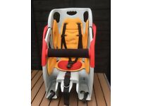 Children Bike Seat CoPilot Limo (>18kg/4yrs)