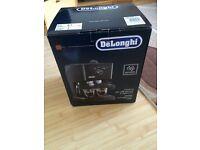 Delonghi coffee cappuccino maker machine