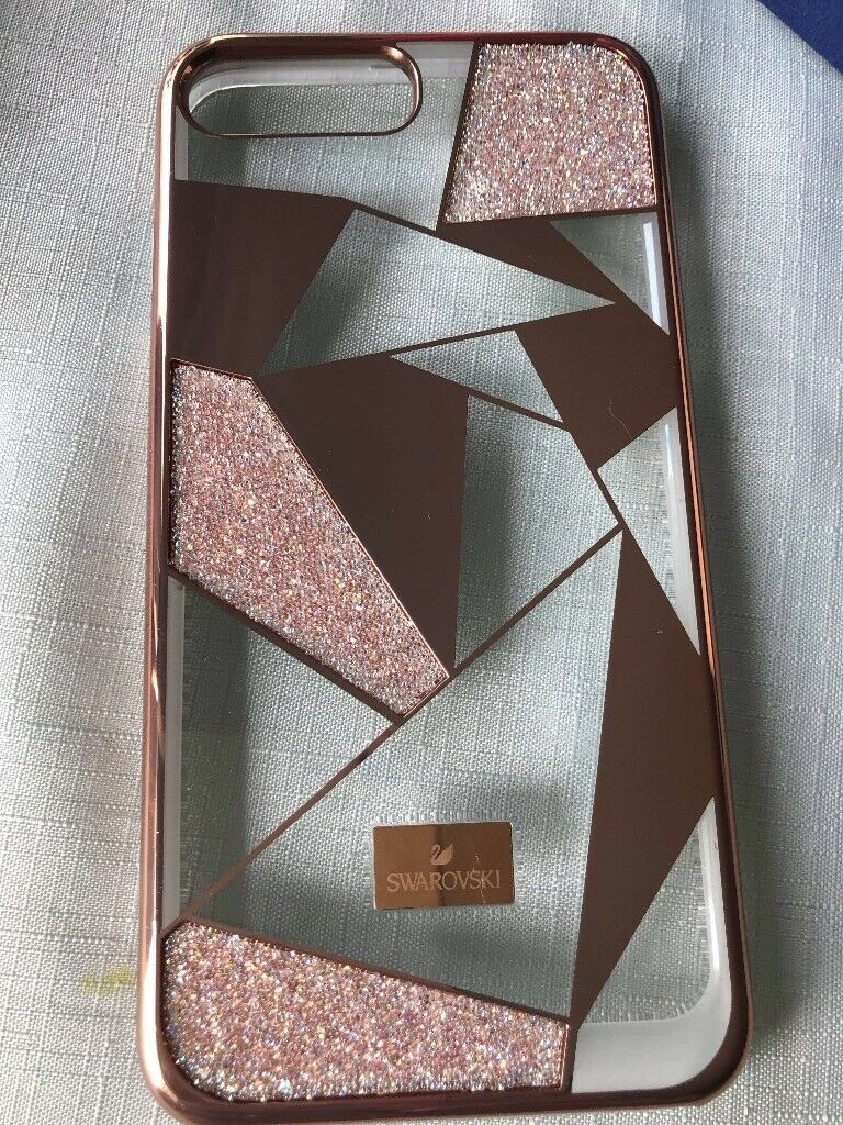 new style 4b114 55488 Rose gold swarovski 7plus/8plus case | in Thornliebank, Glasgow | Gumtree