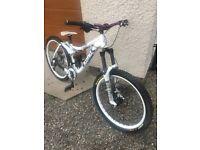 Kona Stinky Mountain Bike ( Small frame 26 inch wheels)