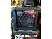 Boss Cube 20XL Bass Guitar Amplifier