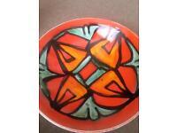 Beautiful Poole pottery bowl