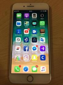 APPLE IPHONE 7 PLUS 128GB - NEAR NEW w/ over £100 of Accesories