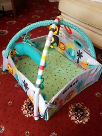 Bright Starts Activity Play Gym