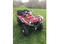 2015 Yamaha grizzly 700 special ad special edition quad