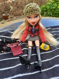 RARE Bratz Cloe ooh la la doll from 2005