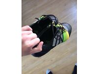 Adidas Nitrocharge football boots size 10