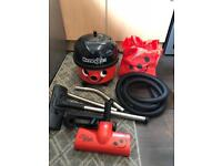 Henry xtra HVX 200-22 Cylinder1200w Vacuum Cleaner - Red
